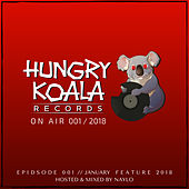 Hungry Koala On Air 001, 2018 by Various Artists