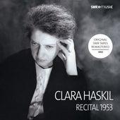 Piano Recital 1953 (Live) by Clara Haskil