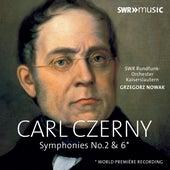Czerny: Symphonies Nos. 2 & 6 by SWR Rundfunkorchester Kaiserslautern
