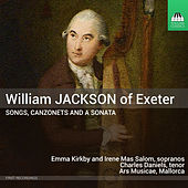 Jackson: Songs, Canzonets, and a Sonata by Various Artists