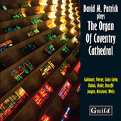 The Organ of Coventry Cathedral by David M. Patrick