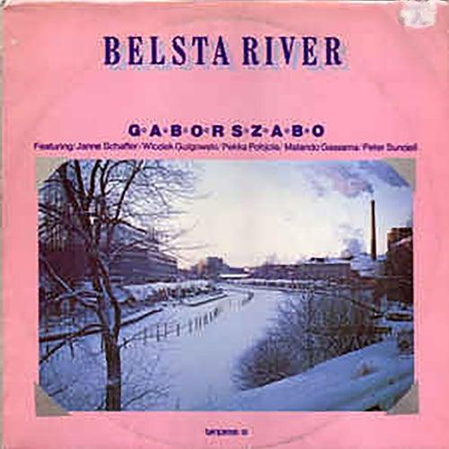 Belsta River by Gabor Szabo