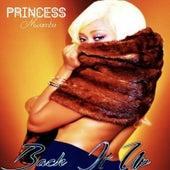Back It Up by Princess Mwamba
