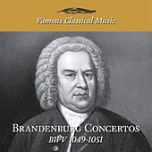 Simply Bach: Brandenburg Concertos, BWV 1049 - 1051 (Famous Classical Music) by Oregon Bach Festival Chamber Orchestra
