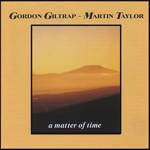 A Matter Of Time by Martin Taylor