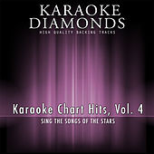 Karaoke Chart Hits, Vol. 4 de Karaoke - Diamonds