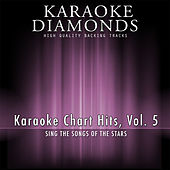 Karaoke Chart Hits, Vol. 5 by Karaoke - Diamonds