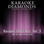 Karaoke Chart Hits, Vol. 3 by Karaoke - Diamonds