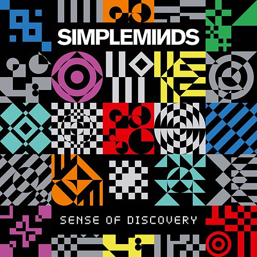 Sense of Discovery von Simple Minds
