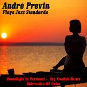 André Previn Plays Jazz Standards de André Previn
