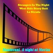 A Night at Movies by Mantovani