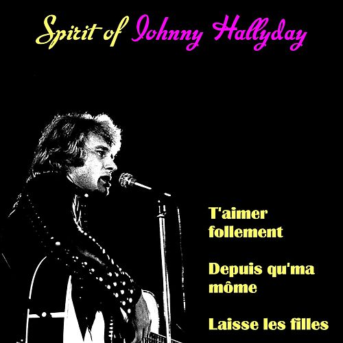 Spirit of Johnny Hallyday de Johnny Hallyday