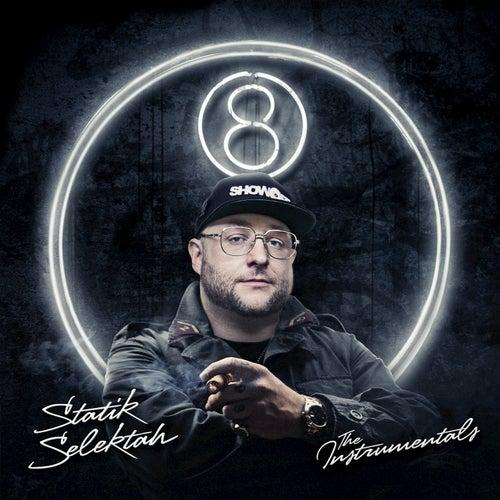 8: Instrumentals by Statik Selektah