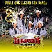 Puras Que Llegan Con Banda by Los LLaneros de Guamúchil