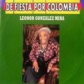 De Fiesta por Colombia Leonor Gonzalez Mina de Leonor Gonzalez Mina