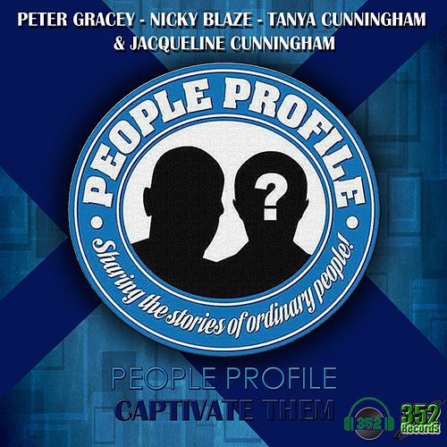 People Profile Captivate Them di Various