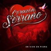 En Vivo En Piura by Corazón Serrano