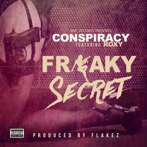 Freaky Secret (feat. Roxy) by Conspiracy