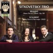 Brahms & Schubert (Wigmore Hall Live) by Sitkovetsky Trio