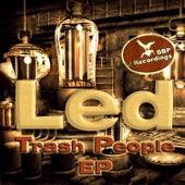 Trash People EP de L.E.D.
