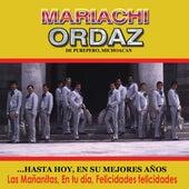 Hasta Hoy, en Sus Mejores Años by Mariachi Ordaz