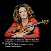 Korngold: Violin Concerto, Op. 35 & Bernstein: Serenade After Plato's