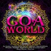 Goa World 2018.1 von Various Artists