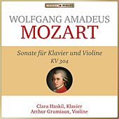 Wolfgang Amadeus Mozart - Sonate für Klavier und Violine e-moll KV 304 (Piano & violin sonata kv 304) by Arthur Grumiaux