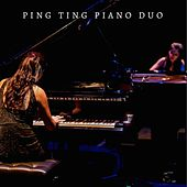 Claude Bolling Sonata for Two Pianists by Ping Ting Piano Duo