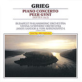 Classical Favorites - Grieg: Piano Concerto - Peer Gynt by Various Artists