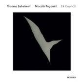 Niccolò Paganini - 24 Capricci per violino solo, op.1 by Thomas Zehetmair