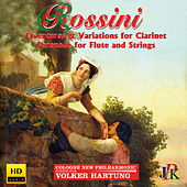 Rossini: Overtures and Variations for Clarinet & Serenade for Flute and Strings by Various Artists