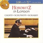 Horowitz In London by Vladimir Horowitz