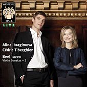 Beethoven: Violin Sonatas, Vol. 3 (Wigmore Hall Live) by Alina Ibragimova and Cédric Tiberghien