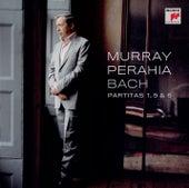 Bach: Partitas Nos. 1, 5 & 6 von Murray Perahia