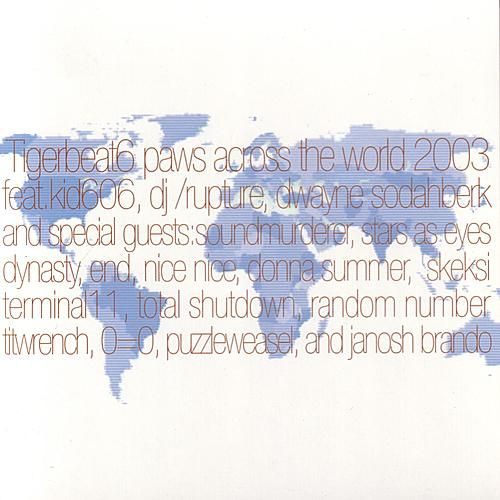 Paws Across The World 2003 by Various Artists