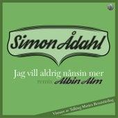Jag vill aldrig nånsin mer - Albin Alm remix by Simon Ådahl