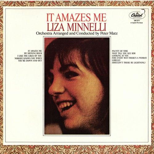 It Amazes Me de Liza Minnelli