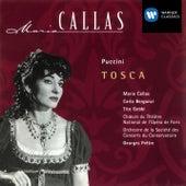 Puccini: Tosca - Highlights de Maria Callas