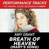 Breath Of Heaven (Mary's Song) [Performance Tracks] - EP by Amy Grant