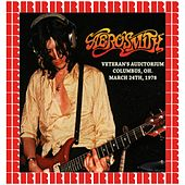 Veteran's Auditorium, Columbus, Ohio, 1978 (Hd Remastered Edition) by Aerosmith