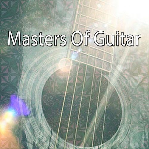 Masters Of Guitar by Gypsy Flamenco Masters