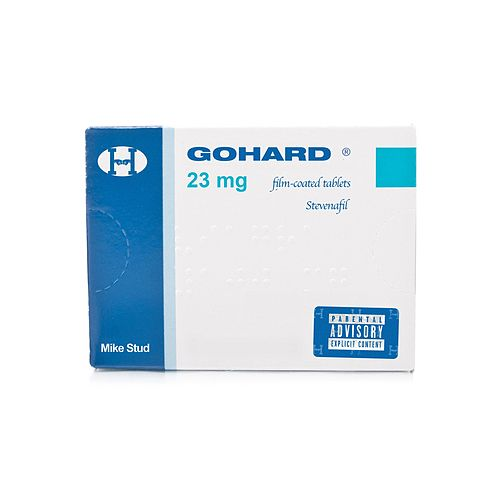 Go Hard by Mike Stud