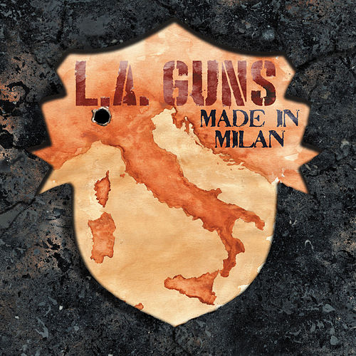 Speed (Live) by L.A. Guns