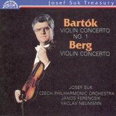 Bartok / Berg:  Violin Concertos by Various Artists