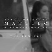 Break My Heart (The Remixes) - EP von Thomas Daniel