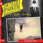 Exotischer Tod - Butler Parker 5 (Ungekürzt) von Günter Dönges