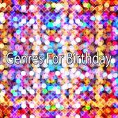 Genres For Birthday von Happy Birthday