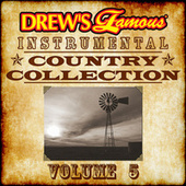 Drew's Famous Instrumental Country Collection, Vol. 5 by The Hit Crew(1)