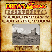 Drew's Famous Instrumental Country Collection, Vol. 4 by The Hit Crew(1)